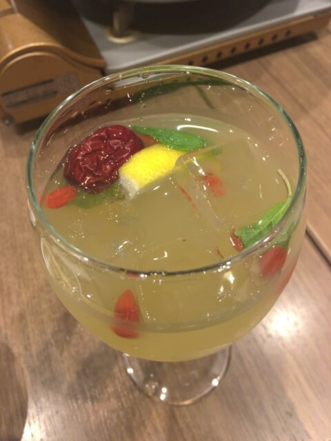 shinagawa-dinner-xiaofeiyang-sangria