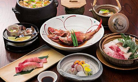 浜松町 ディナー 和食 碗宮 会席料理 接待 会食 記念日