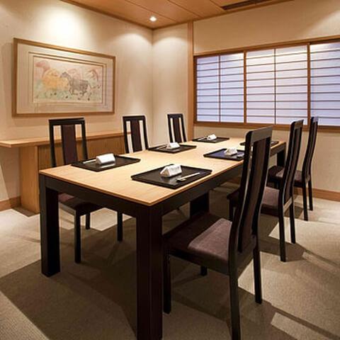 浜松町 ディナー 和食 花山椒 芝パークホテル 個室