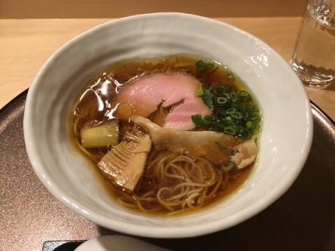 らぁ麺 山雄亭 醤油らぁ麺