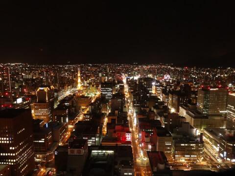 sapporo_night_view