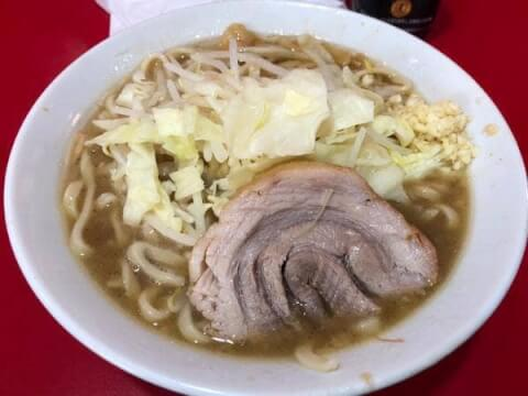 札幌 ラーメン 二郎