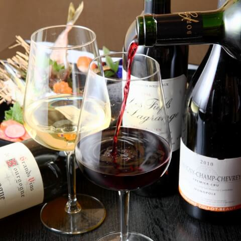 佐藤水産 ワイン
