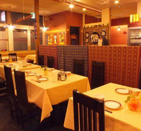 サワデーすみ芳国際センター南店 名古屋 ランチ おすすめ アジア料理 タイ料理