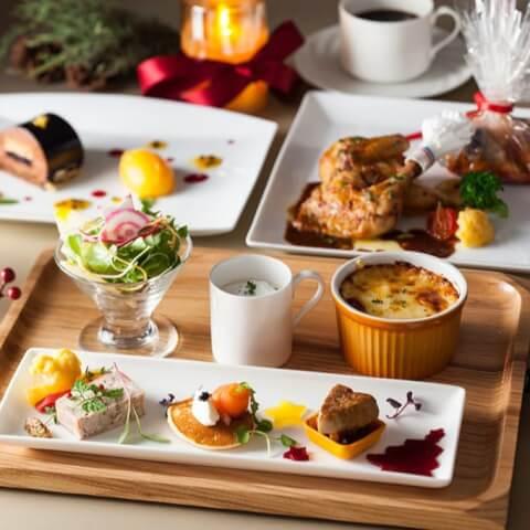 サザンタワーダイニング 新宿 代々木 東京 おすすめ クリスマスディナー ホテルレストラン 2020