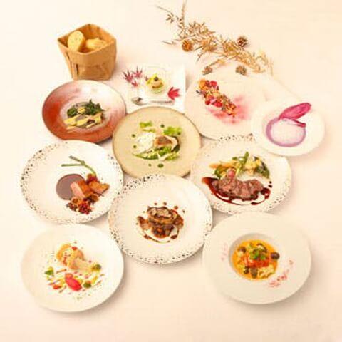 ザレギャン東京-料理
