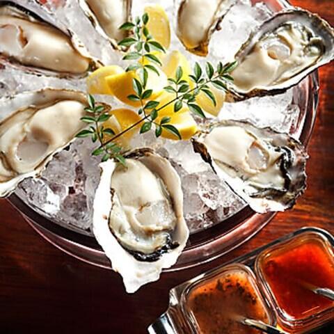 ブロン-生牡蠣