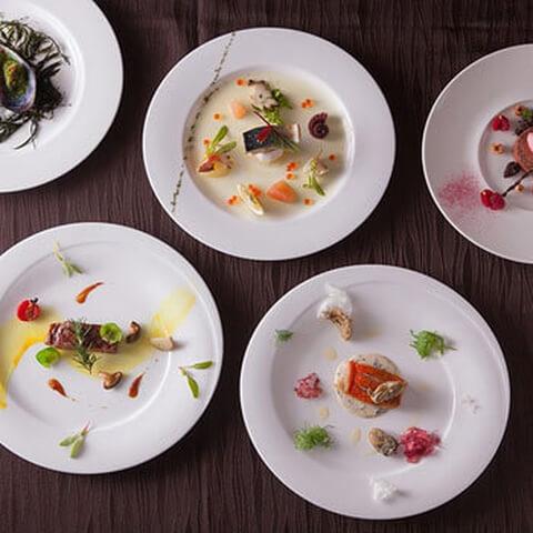 レストラントライベックス-さまざまなお料理
