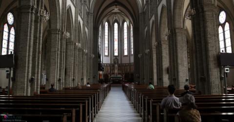 ソウルベーシック観光ー明洞聖堂
