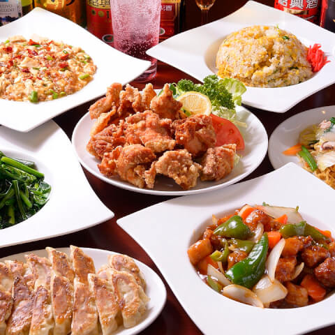 千龍の料理画像