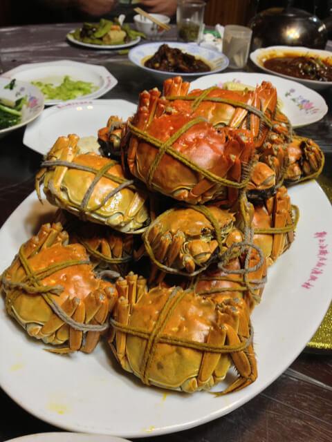 上海ガニ7