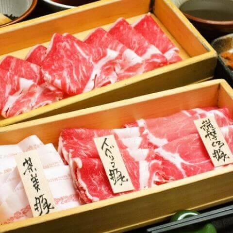 しゃぶ屋 神楽坂 居酒屋 デート 個室 肉