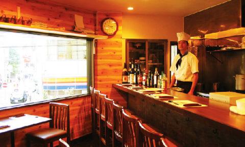 浜松町 洋食や シェノブ店