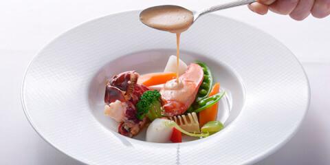 ロアラブッシュ-料理