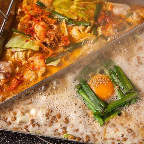 鍋之進-料理