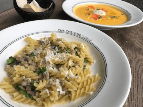 ザシアターテーブル-料理