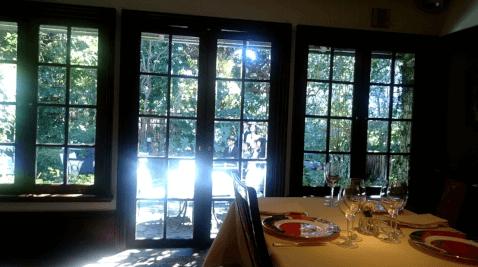渋谷 ディナー フレンチ レストラン シェ松尾・松濤レストラン テーブル席