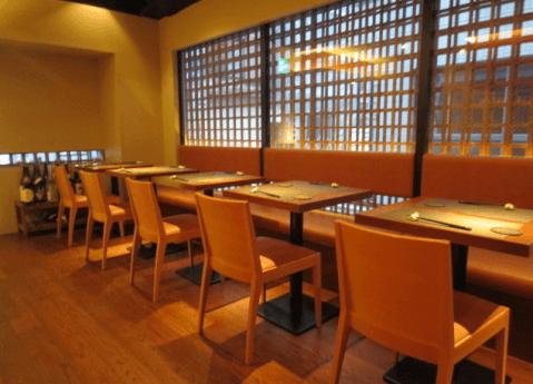 渋谷 ディナー 和食 いまここ 店内