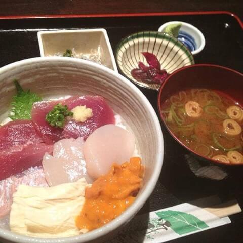 魚料理 渋三吉成 渋谷 居酒屋 海鮮 魚介 和食 個室 接待 ランチ 海鮮丼