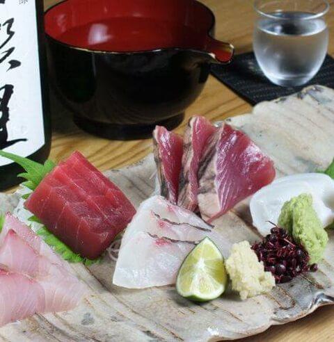 並木橋なかむら 渋谷 居酒屋 個室 和食 おしゃれ デート 記念日 海鮮 魚介