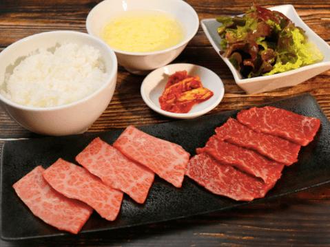 ウシハチ 渋谷 おすすめ 焼肉ランチ