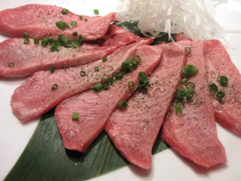 渋谷 焼肉 金剛園 肉