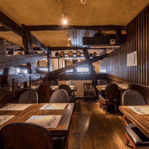 和食炭火焼き 備中屋長左衛門 渋谷 おすすめ 焼き鳥 センター街 個室 宴会 飲み会