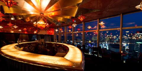 渋谷 ディナー 洋食ダイニング レガート デート 夜景