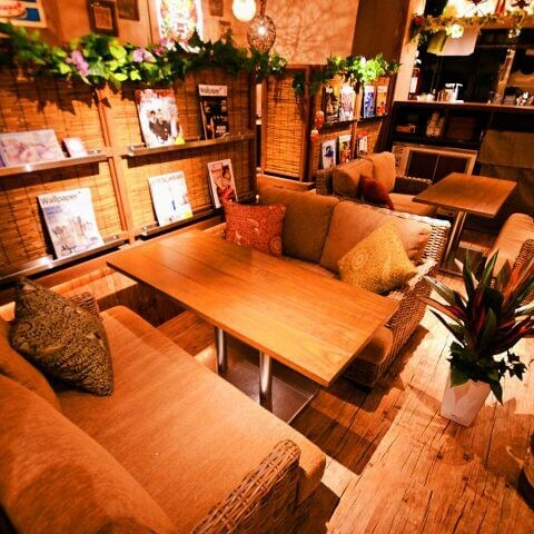 ubuカフェ