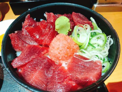 品川 ランチ ひおき 魚料理 丼