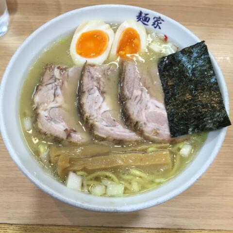 新橋 いし川 特製ら〜麺