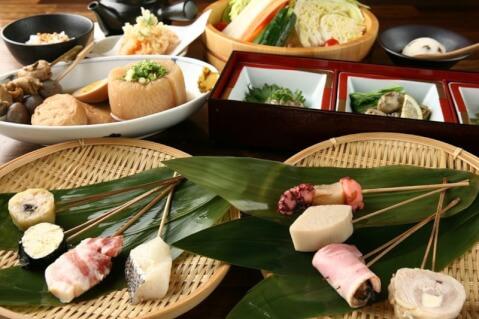 新宿 個室 居酒屋 段々屋 コース料理