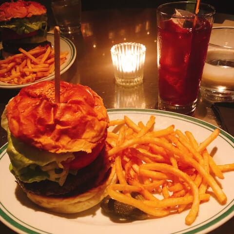 新宿 ディナー ブルックリンパーラー  肉料理