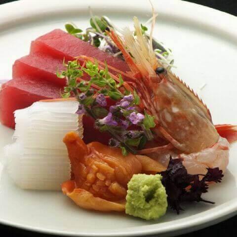 新宿 デイナー 御苑前 せお 高級和食 海鮮