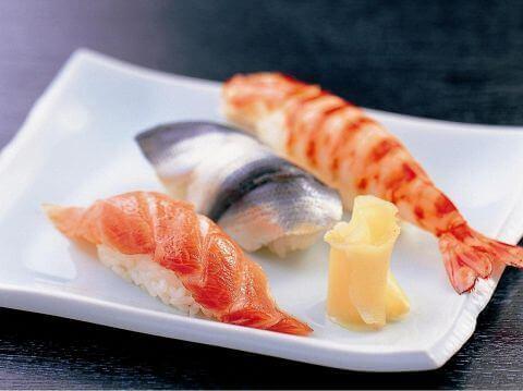 伊勢丹会館寿司
