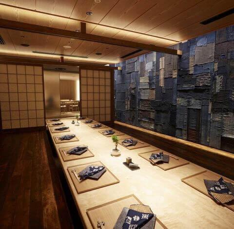十二颯 新宿 寿司 ホテル 高級 接待 会食 デート 記念日 オススメ