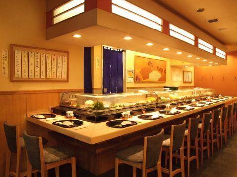 新宿 寿司 しゅん 新宿パークタワー おすすめ カウンター席