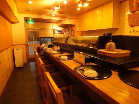 新宿 寿司 寿司割烹 はく田 おすすめ デート