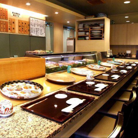 すし半 新宿 寿司 歌舞伎町 おすすめ カウンター席