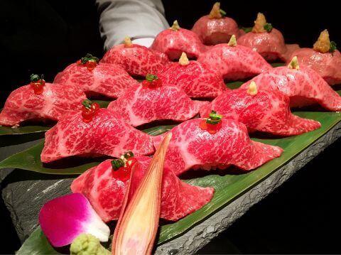尾崎牛と和牛焼肉専門店 ますお 新宿本店 新宿 東京 肉寿司 おすすめ