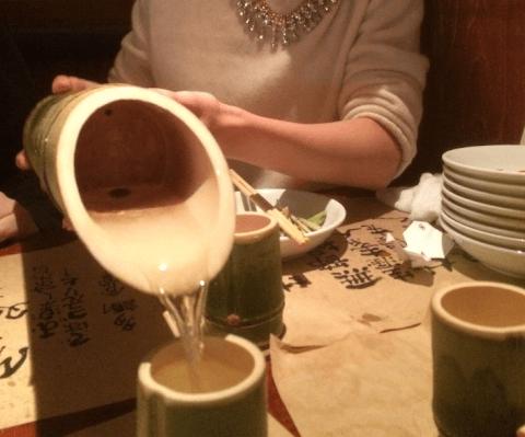 chopstick cafe汁べゑ 渋谷 居酒屋 和食 センター街 おすすめ おしゃれ
