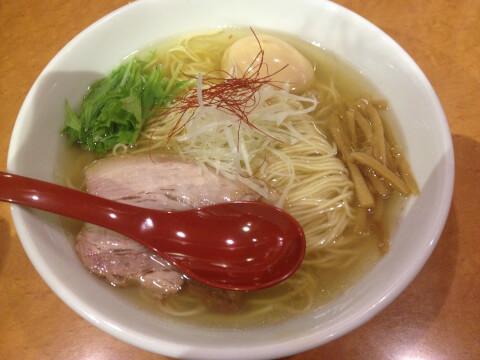 新宿 ランチ 麺屋 翔
