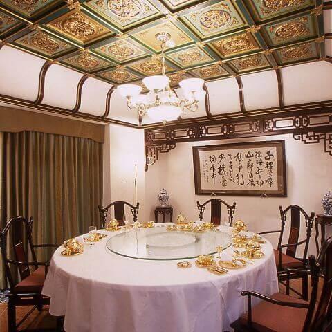 招福門 横浜 ディナー おすすめ 中華街 個室