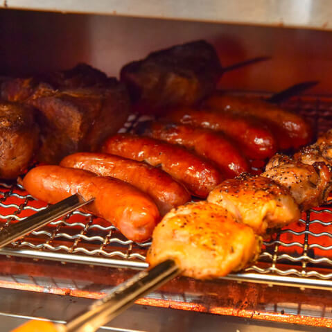 肉バル シュラスコ料理