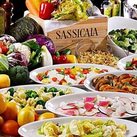 ヴィラッツァ-サラダ