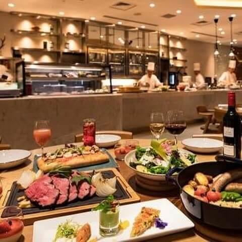 サザンタワーダイニング 新宿 イタリアンレストラン おすすめ 南新宿