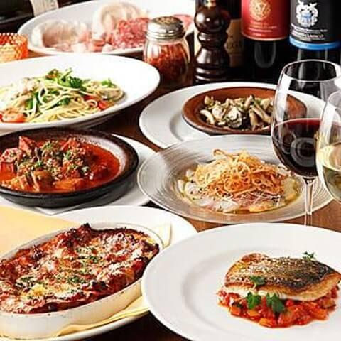 イタリア料理屋 タントドマーニ 新宿  イタリアンレストラン 西新宿 おすすめ