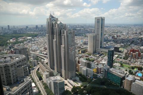 新宿-風景