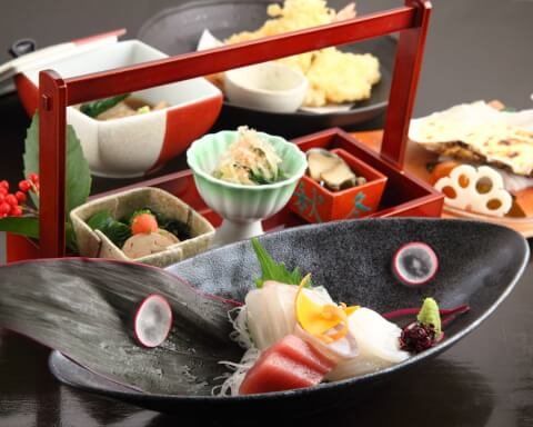 赤坂三平の和食
