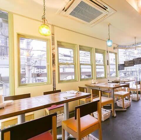 藤沢のおしゃれでデートにおすすめ居酒屋、ワインが飲めるバックウィート